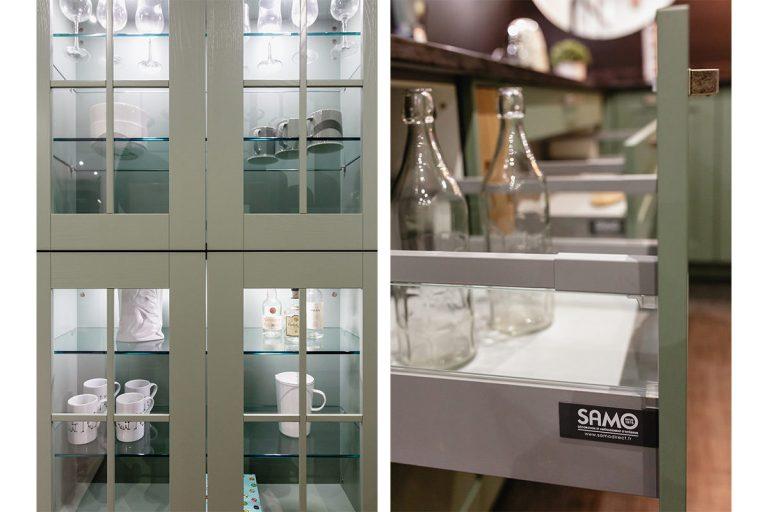 Samo - Cuisine Schüller Casa